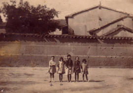Antiguo cuartel de la Guardia Civil