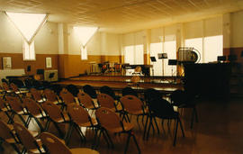Interior Conservatorio