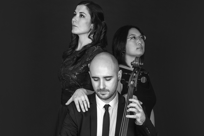 Mª Eugenia Boix  + Guillermo Turina + Tomoko Matsuoka
