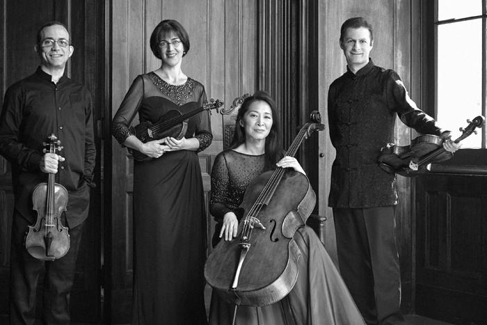 Cuarteto Brentano