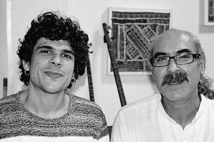 Majid Javadi + Antonio Lizana Quartet