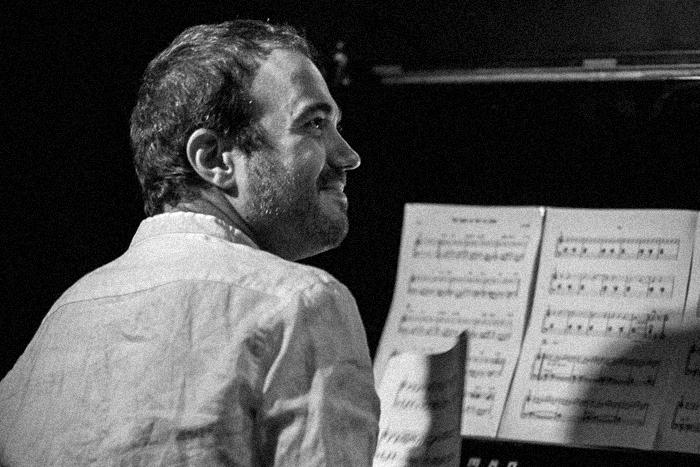 Moisés P. Sánchez Ensemble