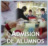 Admisión de alumnos curso 2017-18