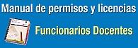 Manual de permisos y licencias para Docentes