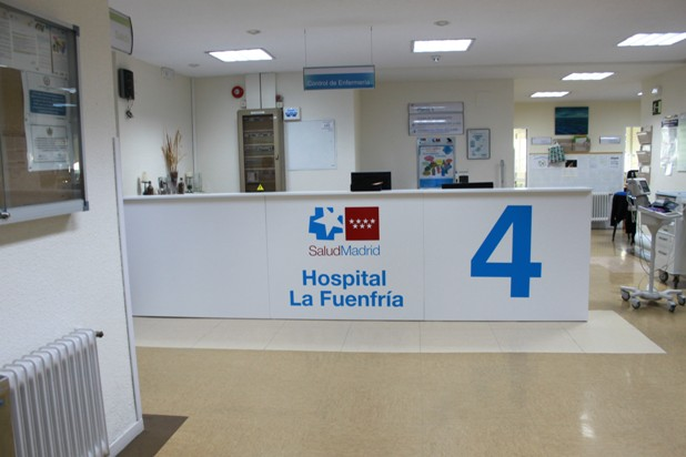 Cuarta Planta - Madrid.org - Hospital Fuenfría