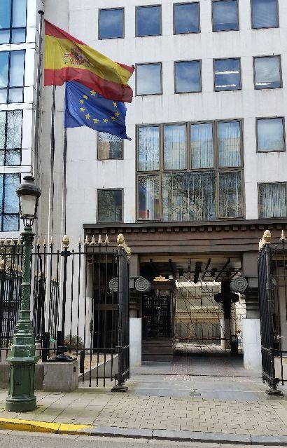La oficina de la comunidad de madrid en bruselas madrid for Oficina de turismo de la comunidad de madrid