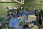 El Hospital 12 de Octubre interviene con éxito durante el parto a un bebé con obstrucción grave de la vía aérea