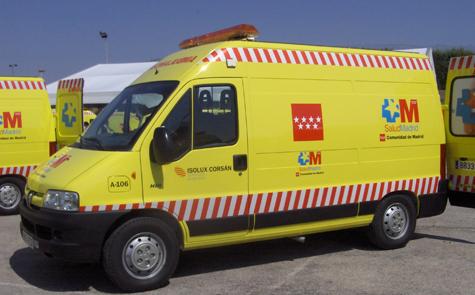 transporte sanitario s112 servicio de