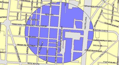 Foto sistema GIS ampliada