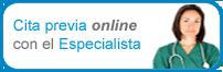 Cita previa online con el Especialista solicitada por su médico de Atención Primaria