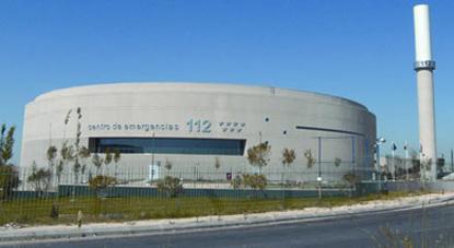 El edificio del centro 112 emergencias 112 - Edificio atica pozuelo ...