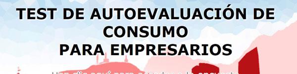 Test de autoevaluación de consumo para empresarios