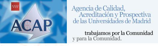 Agencia de Calidad, Acreditación y Prospectiva de las Universidades de Madrid