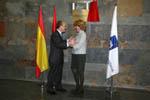Actualidad inauguraci n de la sede central del grupo axa for Axa oficinas centrales madrid