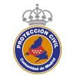 Logo del Servicio de Protección Civil de la Comunidad de Madrid