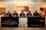El viceconsejero de Cultura y Deportes presnta el programa Abril de Cervantes con el que las calles de Alcala se llenaran de cultura