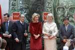 La presidenta entrega los premios Juli�n Mar�as y Miguel Catal�n