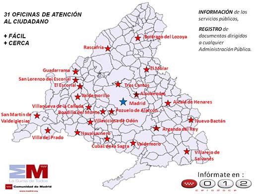 Madridorg Comunidad De Madrid