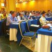 Participantes en las Jornadas de Protección Civil en Antequera