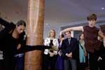 El presidente de la Comunidad de Madrid, Ignacio González, ha presentado el XXVIII Festival Internacional de Madrid en Danza, que se celebrará en la región del 5 al 24 noviembre.