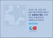 Guía de uso de antimicrobianos en adultos con tratamiento ambulatorio