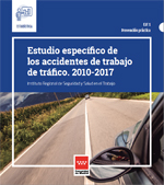 Estudio accidentes de tráfico 2010-2017