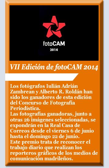 VII Edición de fotoCAM 2014