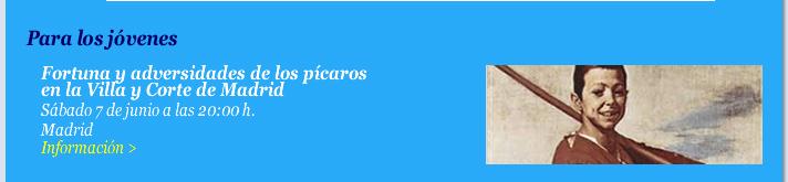 Fortuna y adversidades de los pícaros en la Villa y Corte de Madrid