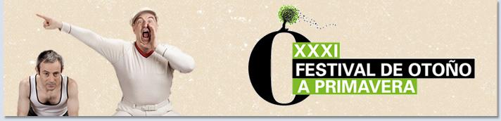 XXXI Festival de Otoño a Primavera