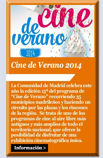 Cine de Verano 2014