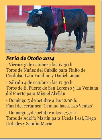 Feria de Otoño 2014