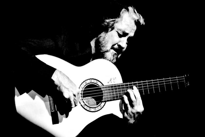 RAFAEL RIQUENI trío Suma Flamenca